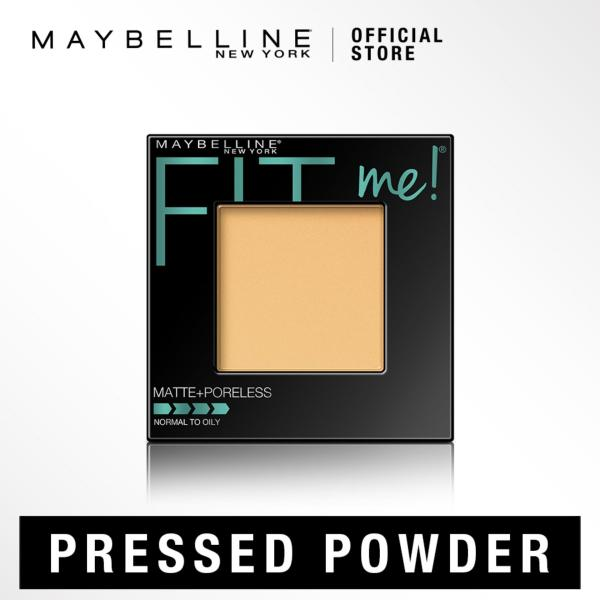 Buy Maybelline Fit Me Matte+Poreless Powder Foundation Singapore