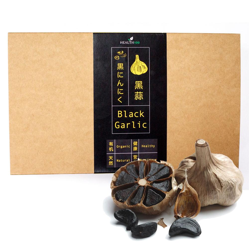 Healthy Magician Organic Black Garlic - Black Lable By Elitrend.