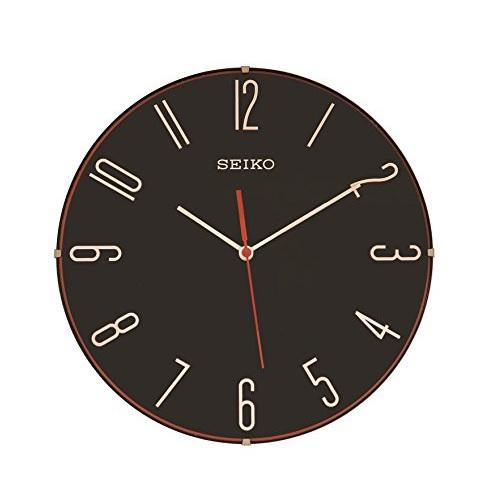 Best Reviews Of Seiko Qxa672K Analog Wall Clock