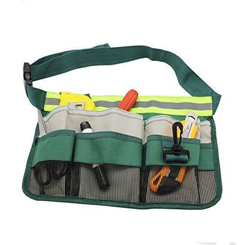 DEZEMIN Gardening Tool Belt Waist Bag for Working