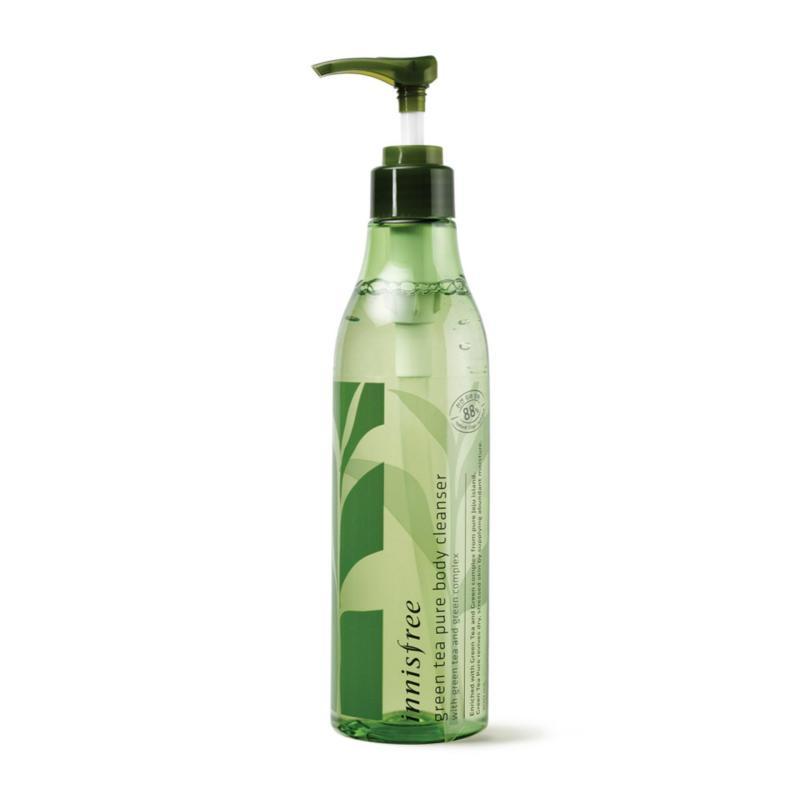 Buy innisfree Green tea body Cleanser 300ml Singapore