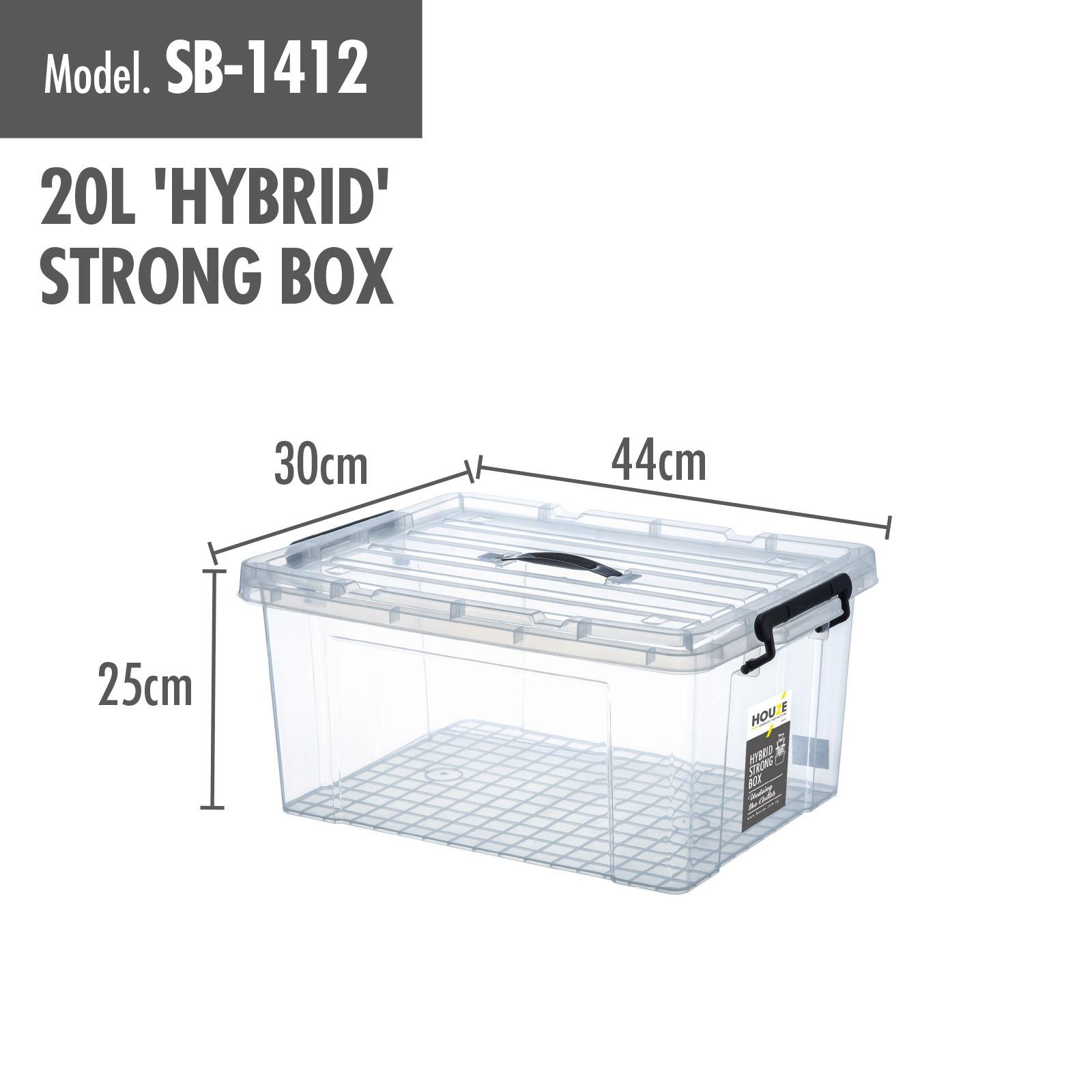 Who Sells Houze 20L Hybrid Strong Box The Cheapest