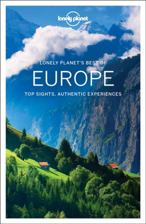 Lonely Planet Best of Europe (Author: Lonely Planet, ISBN: 9781786572394)