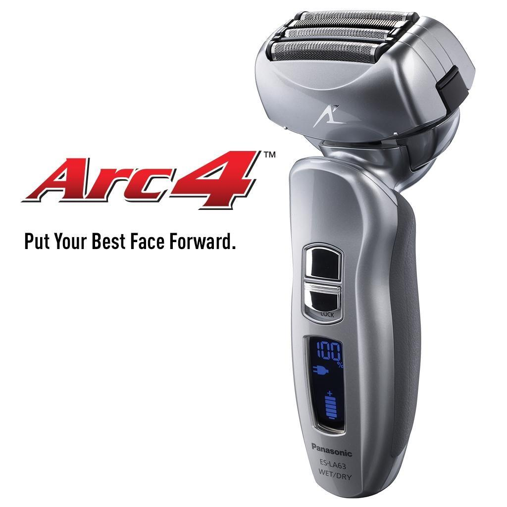 Price Panasonic Es La63 S Arc4 Men S Electric Razor 4 Blade Cordless With Wet Dry Shaver Convenience Made In Japan Panasonic