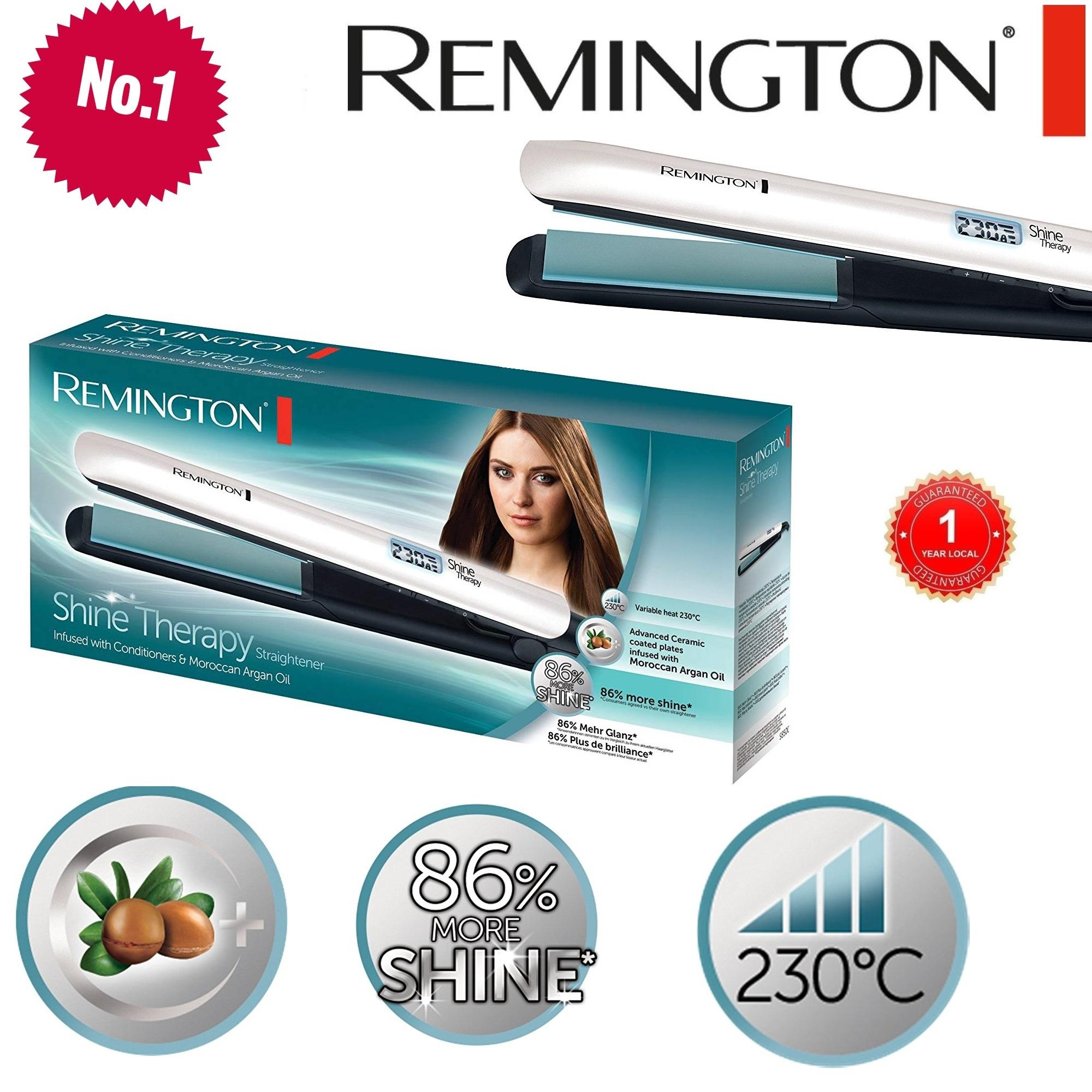 Hair Styling Appliance Dryer Curler Straightener I Catokan In Styler Rotating Iron Remington S8500 Moroccan Oil Shine Therapy Straightenerworldwide Voltage1 Year Local