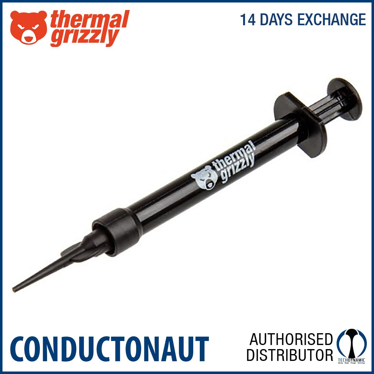 Thermal Grizzly Conductonaut Flussigmetall Warmeleitpaste 1 Gramm Coupon