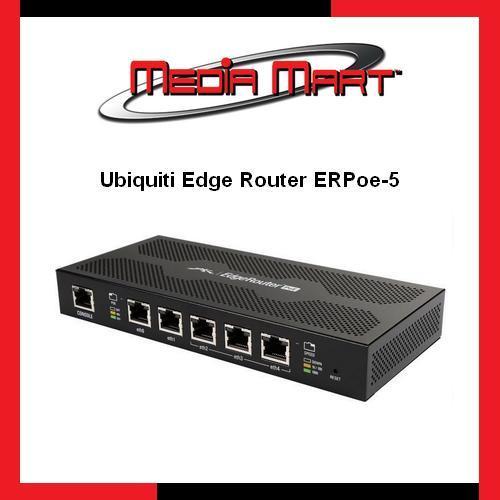 Best Deal Ubiquiti Edgerouter Poe Erpoe‑5