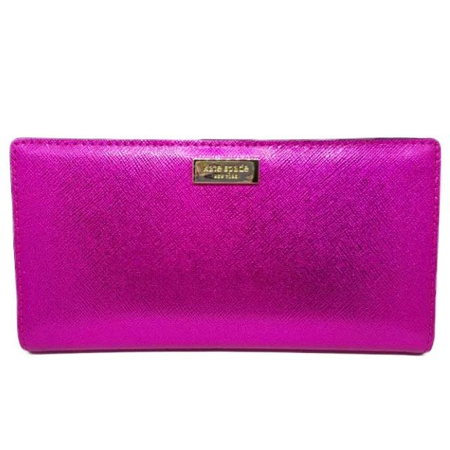 Kate Spade Women S Stacy Shimmer Slim Long Wallet Bajarose Best Price