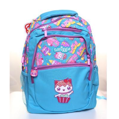 The Smiggle School Backpack (30 x 42 x 13cm ) - intl