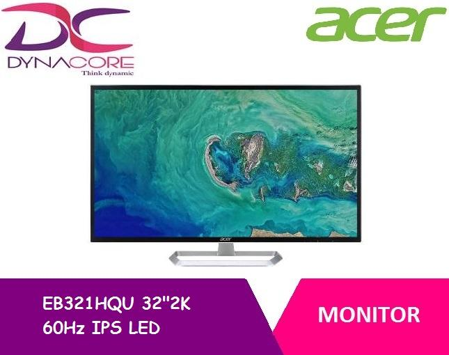 [ACER] EB321HQU 322K 60Hz IPS LED MONITOR