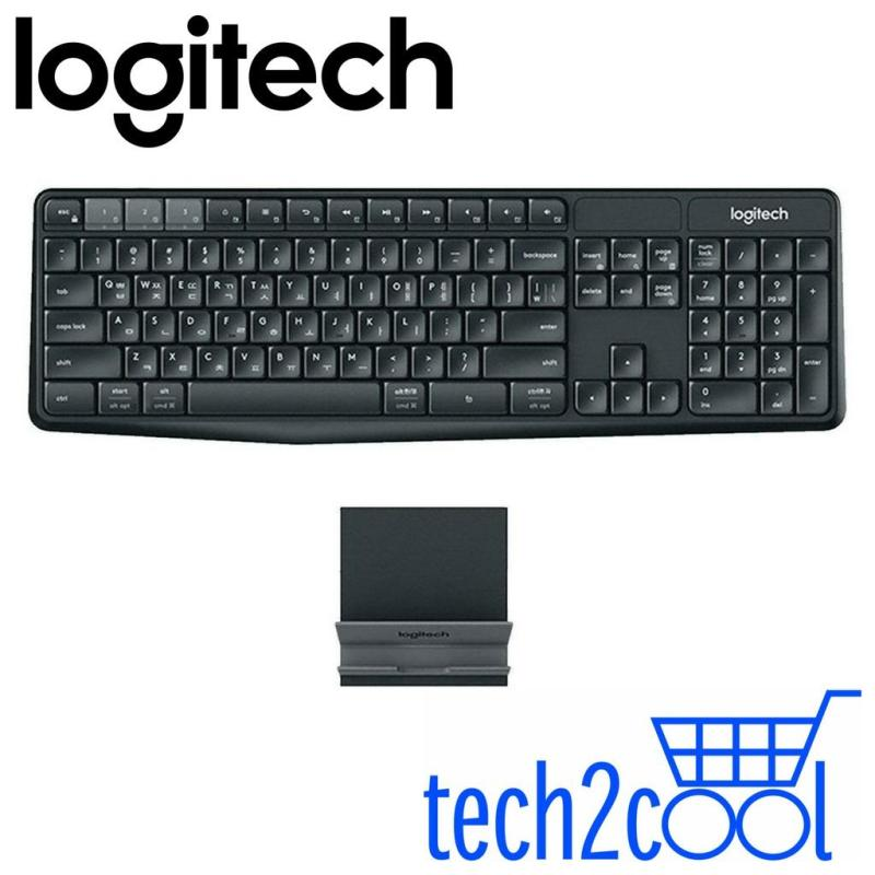 Logitech K375s Multi-Device Wireless Keyboard and Stand Combo #Promotion #AtLeast30PercentOff Singapore