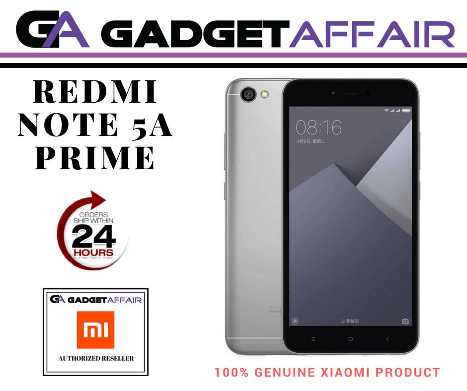 Xiaomi Redmi Note 5A Prime 3Gb Ram 32Gb Rom Local Set Best Price