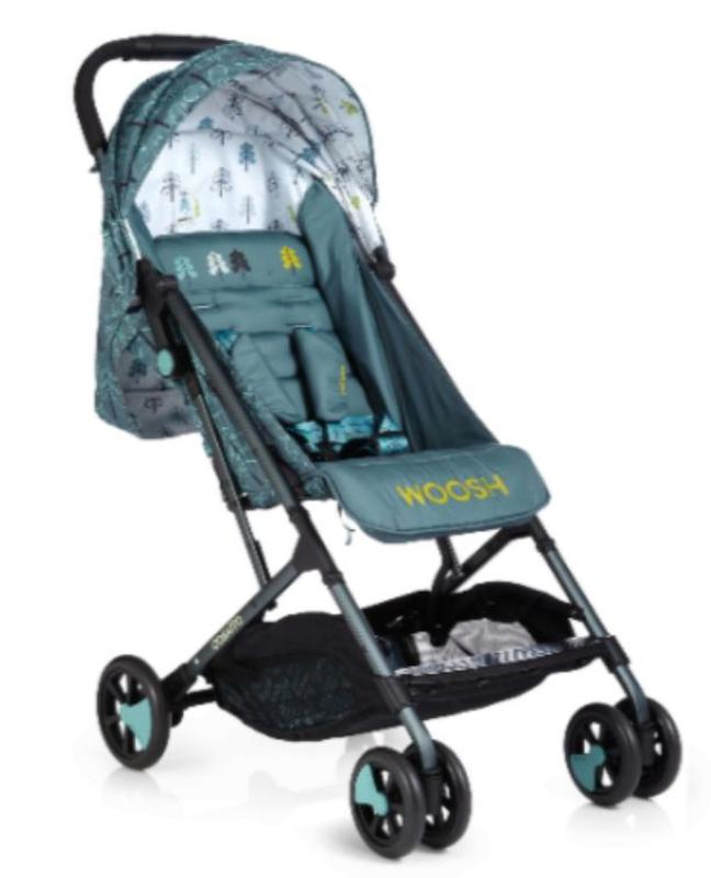 Cosatto Woosh Stroller - Fjord (No Front Bar) Singapore