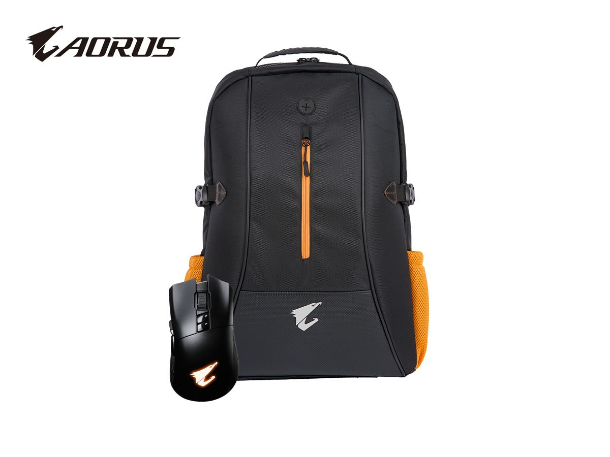 Aorus 2-in-1 accessories bundle for Aorus X7 DT v8