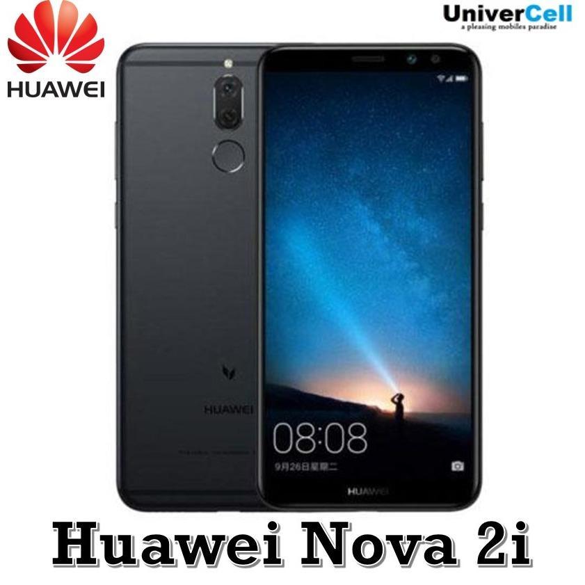 Top 10 Telco Set Brand New Huawei Nova 2I 64Gb 4Gb
