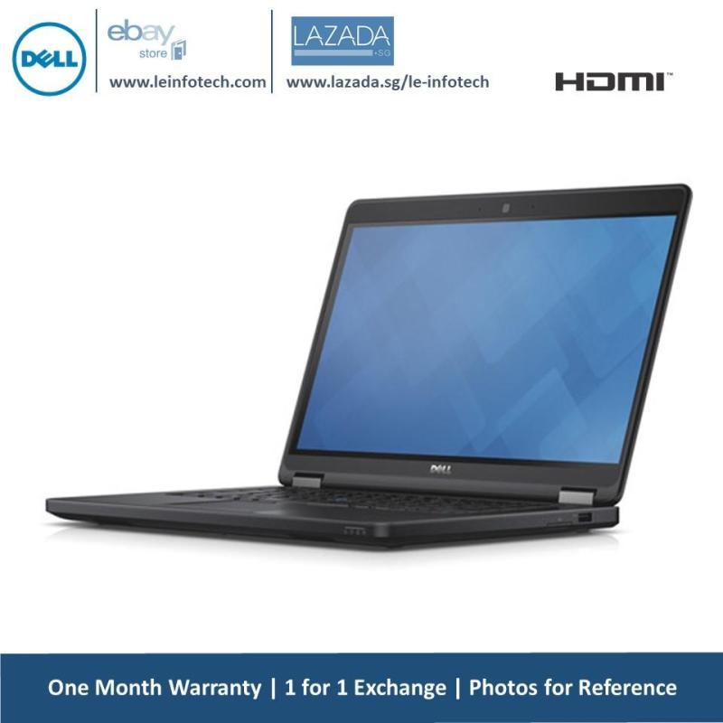 Dell Latitude E5440 Ultrabook 14 LED intel 4th Gen i5-4300U 1.9Ghz 4GB RAM 320GB HDD HDMI Win 10 intel HD 4000 Graphics Win 10 Pro 30 days warranty