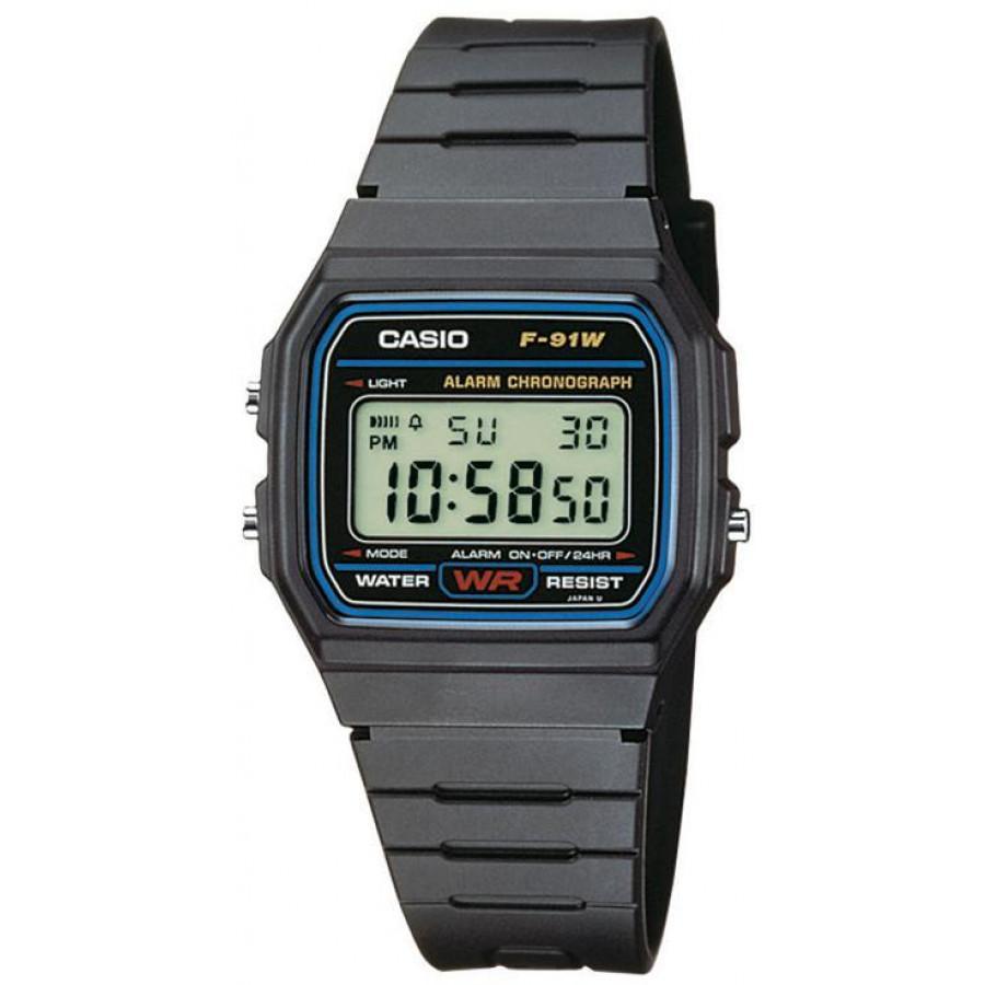 [best] Casio Digital Watch F91w-1d F-91w-1 By Watchspree.