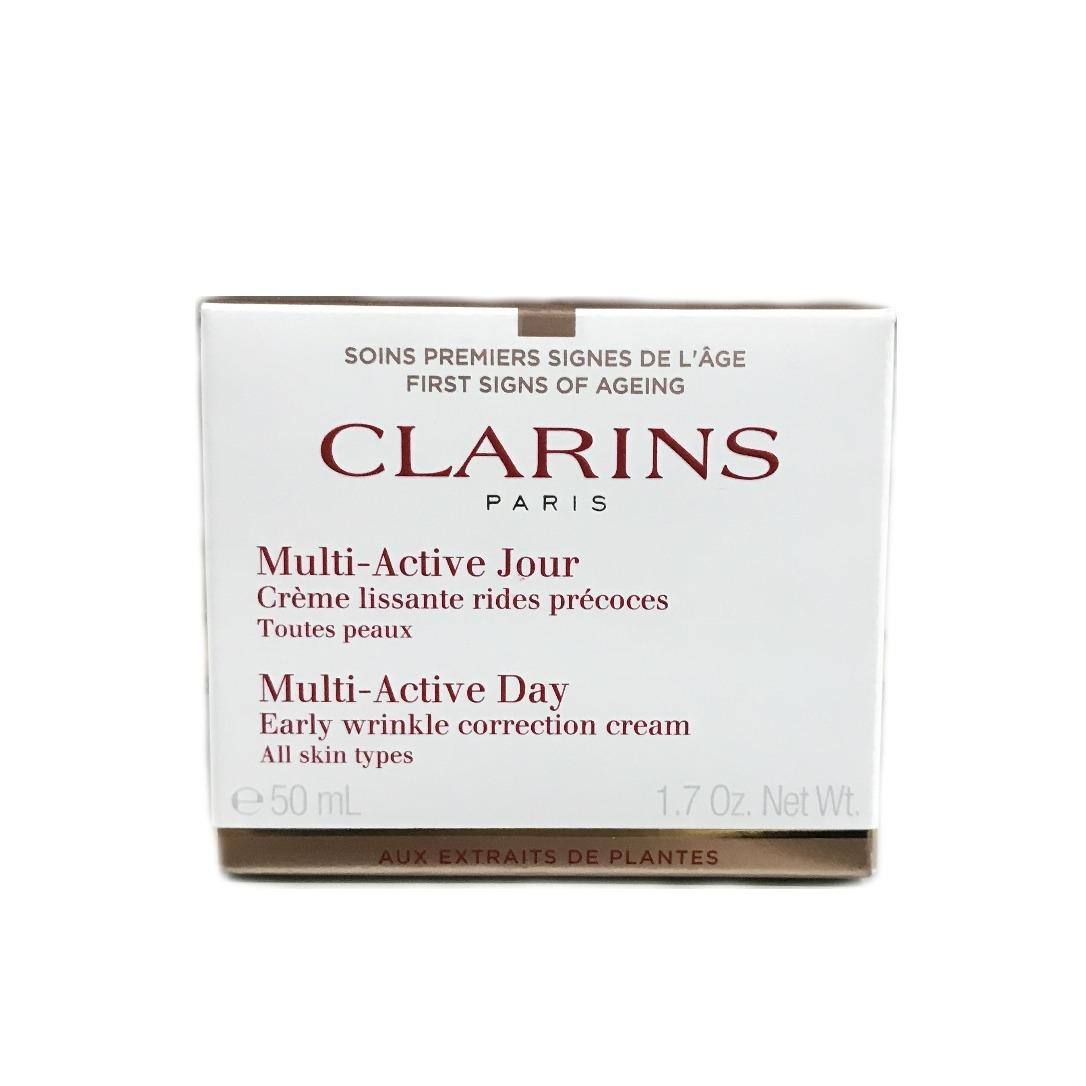 Where To Buy Clarins Multi Active Day Cream Ast 50Ml