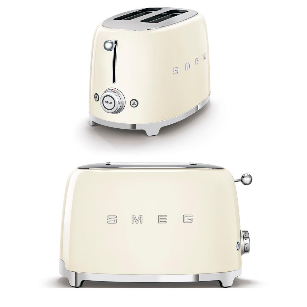 SMEG Toaster CREAM