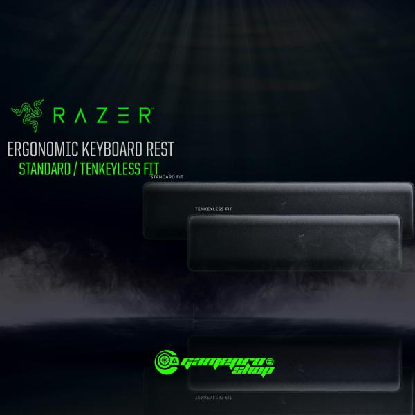 Razer Ergonomic Wrist Rest Pro For Full-sized Keyboards Singapore
