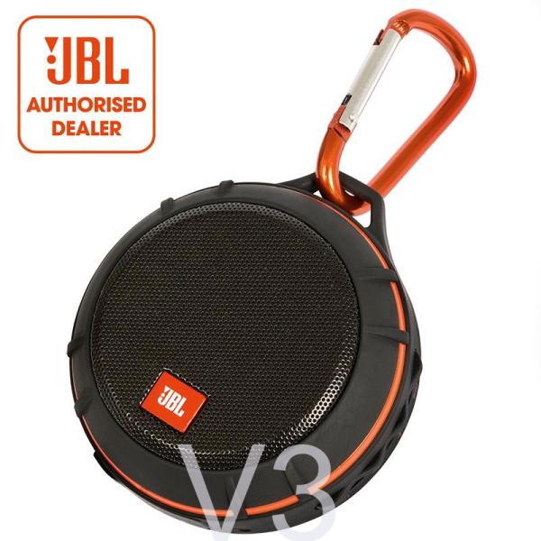 JBL WIND Bike Portable Bluetooth Speaker with FM Radio and Supports Micro SD Card Singapore