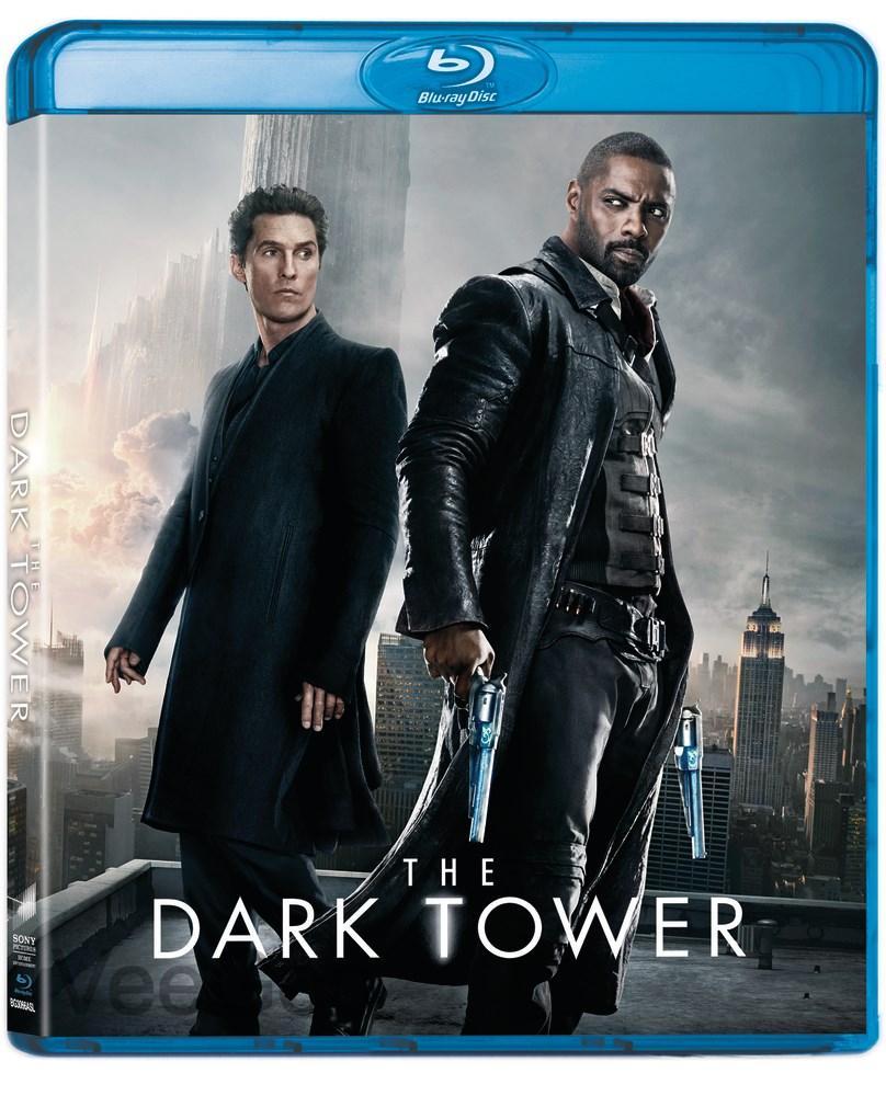 THE DARK TOWER Blu-Ray (PG13/C3)