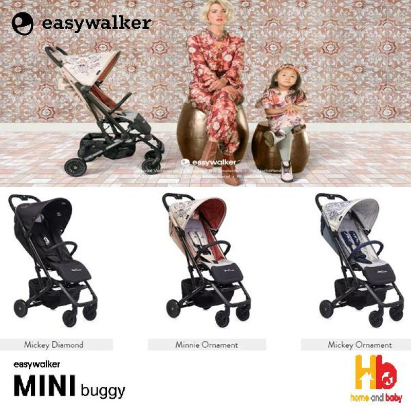 EASYWALKER MINI BUGGY XS DISNEY COLLECTIONS-NEW MODEL 2018 COLLECTIONS Singapore