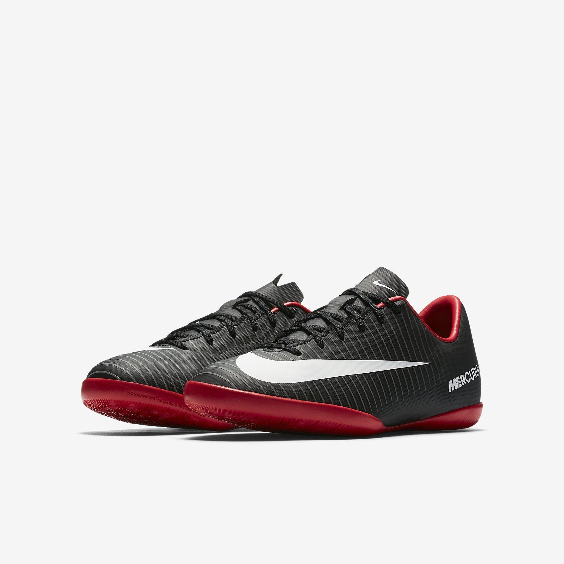 Jr Mercurialx Victory Vi Indoor Court Shoes By Soccer Unlimited (capitaland Merchant).