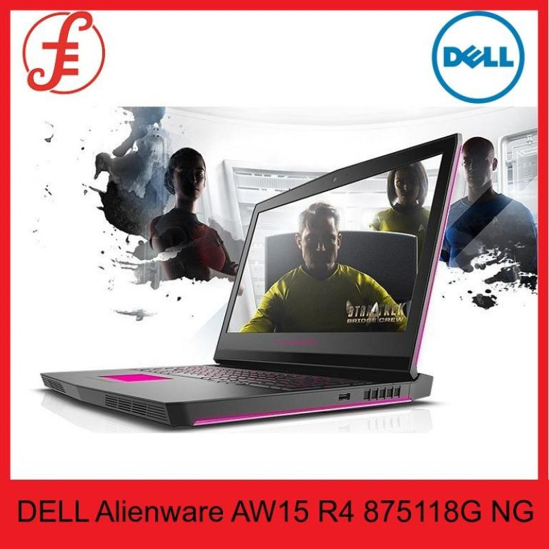 DELL Alienware AW15 R4 875118G NG ( i7-8750H/ 16GB/ 256GB SSD +1TB/ GTX 1070/ 15.6 FHD/ Win 10)