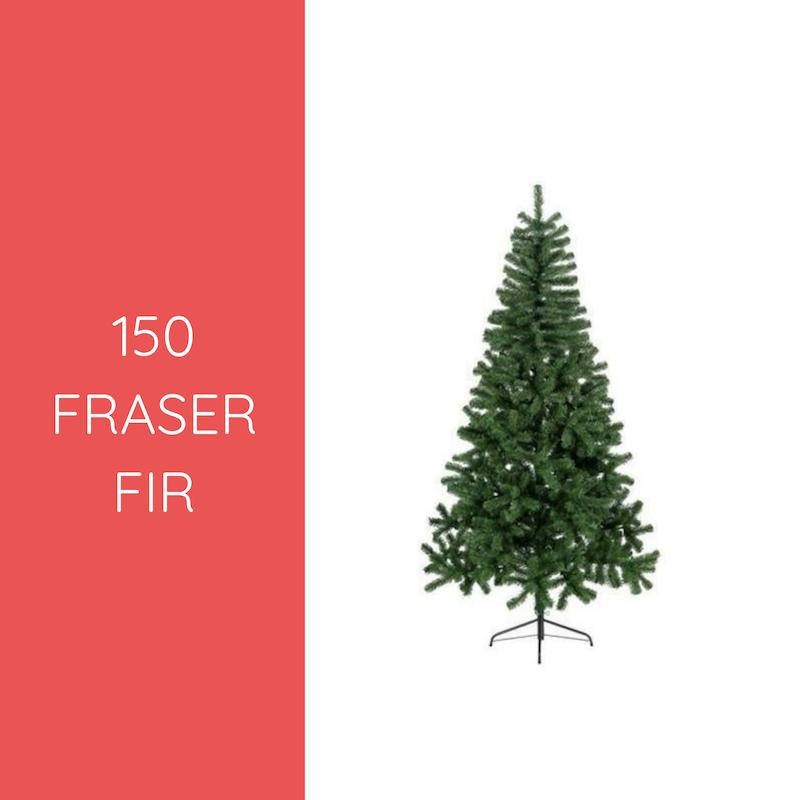 Christmas Tree 1.5m / 5ft Fraser Fir Artificial