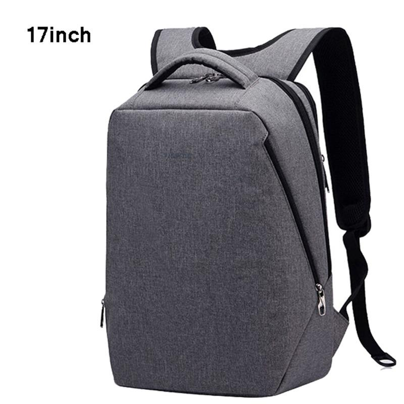 Best Tigernu 17 Inches Fashion Sch**L Teenager Bag Large Capacity Causal Laptop Backpack For 12 15 6Inches Laptop3164 Grey Intl