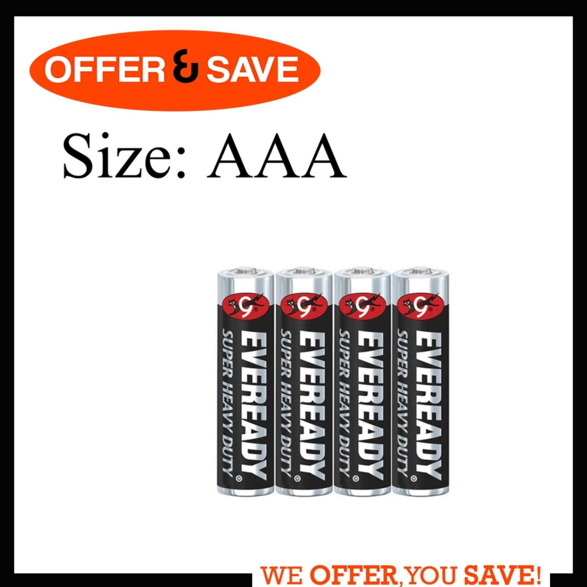 Buy Electrical Equipment Home Improvement Lazada Power Products Accessories 3 Pin Plug Wiring Te Eveready Super Heavy Duty Aaa Battery