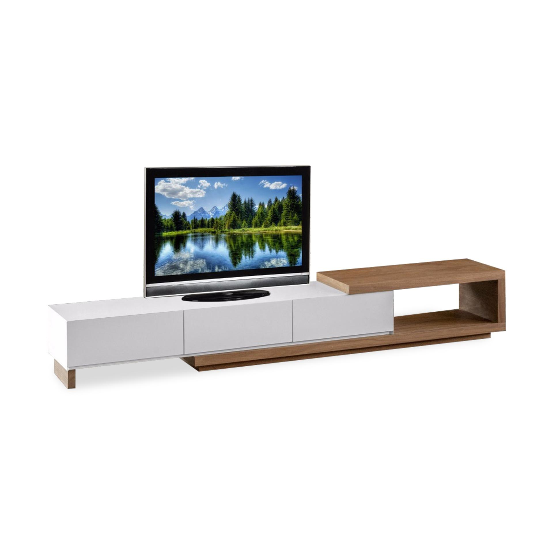 Albert Extendable TV Cabinet 1.8m (FREE DELIVERY)(FREE ASSEMBLY)