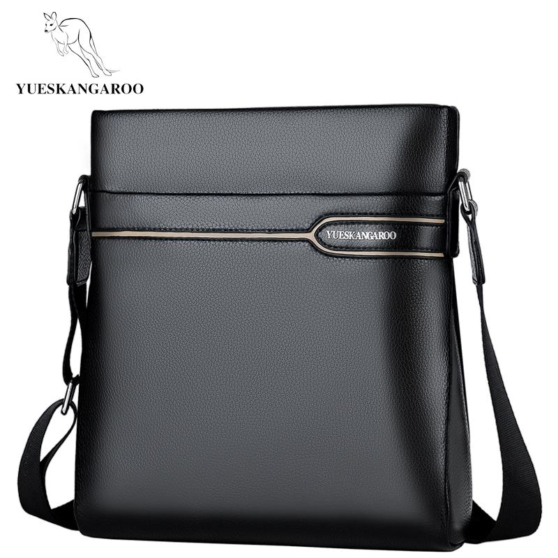 Daishu Mens Bag Shoulder Bag Leather Brand Briefcase Shoulder Bag 2018 New Style Verticle Leisure Bags Youth Backpack By Taobao Collection.