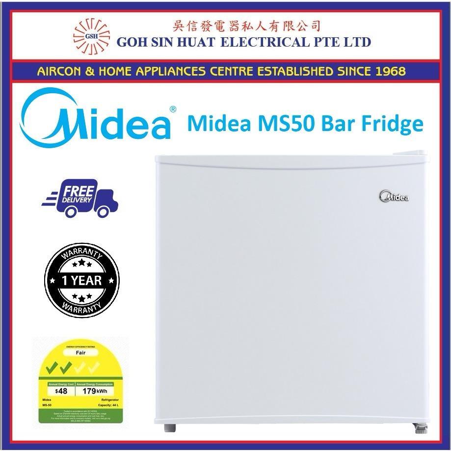 Buy Midea Ms50 Mini Bar Fridge On Singapore