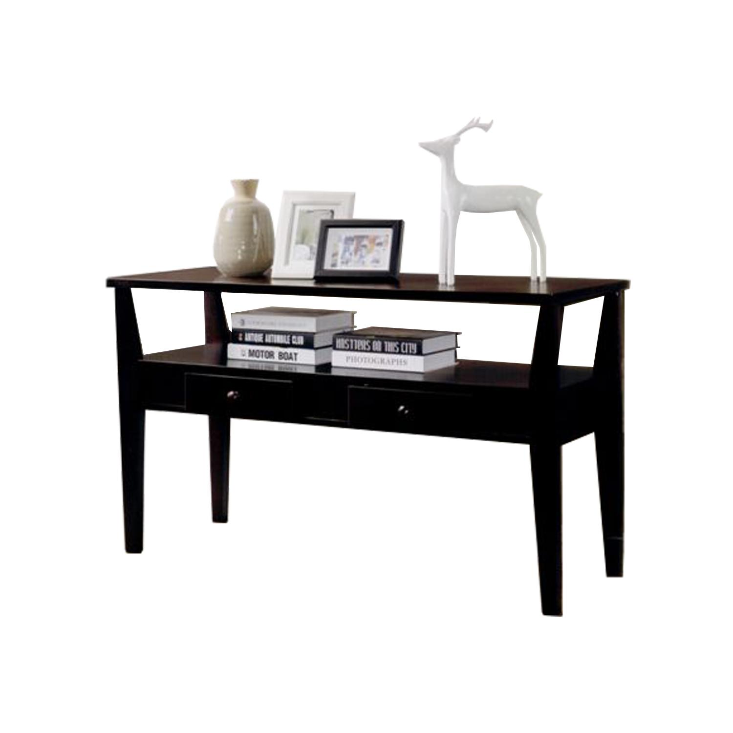 Beowulf Console Table By Living Mall.