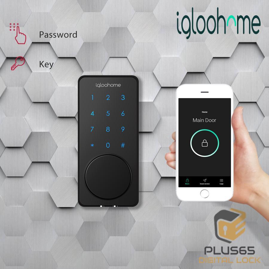Igloohome DeadBolt 02 Digital Door Lock