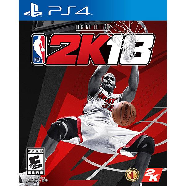 Sale Ps4 Nba 2K18 Legend Edition Singapore Cheap