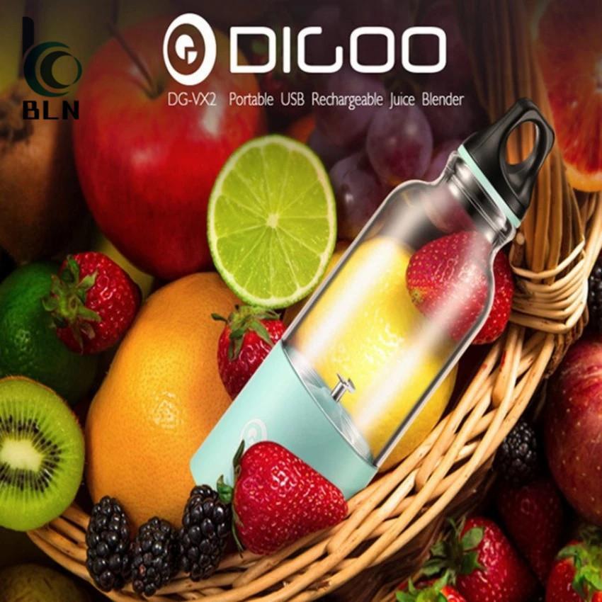 【Bln Home】Usb Rechargeable Fresh Fruit Juice Blender Auto Electrical Juicer Blender Bottle Cup In Stock