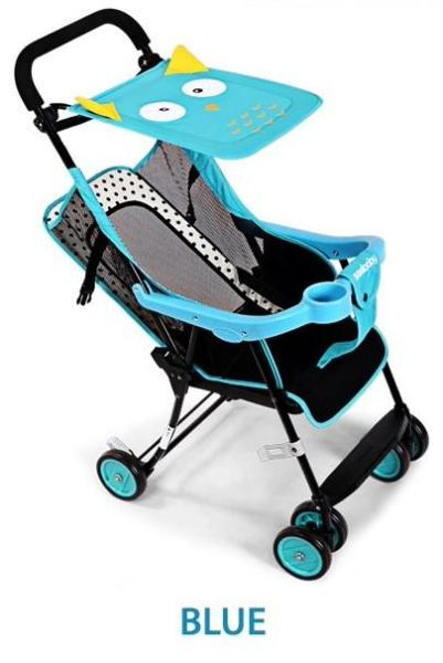 Seebaby 2017 Owl Version QQ1 Portable Stroller Singapore
