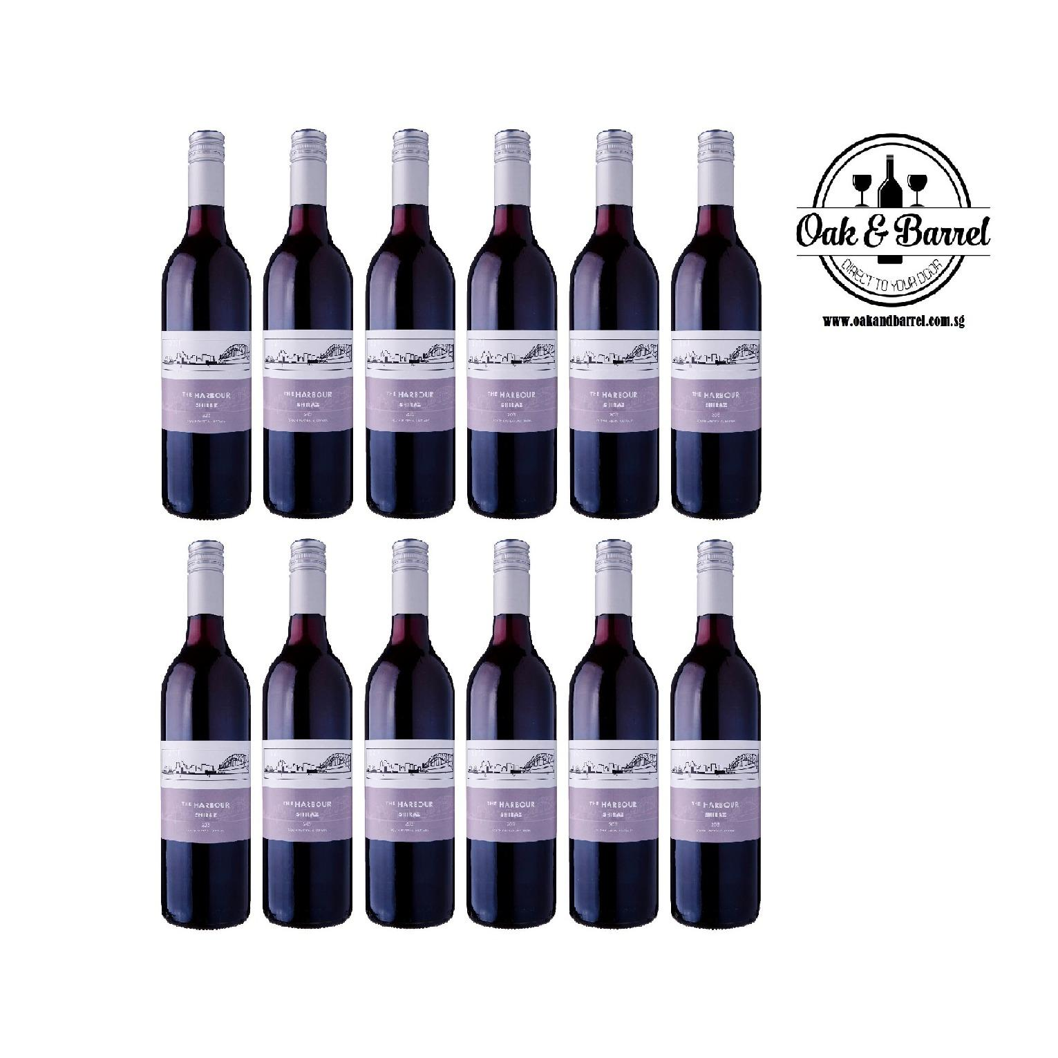 The Harbour Shiraz 750Ml X12 On Line