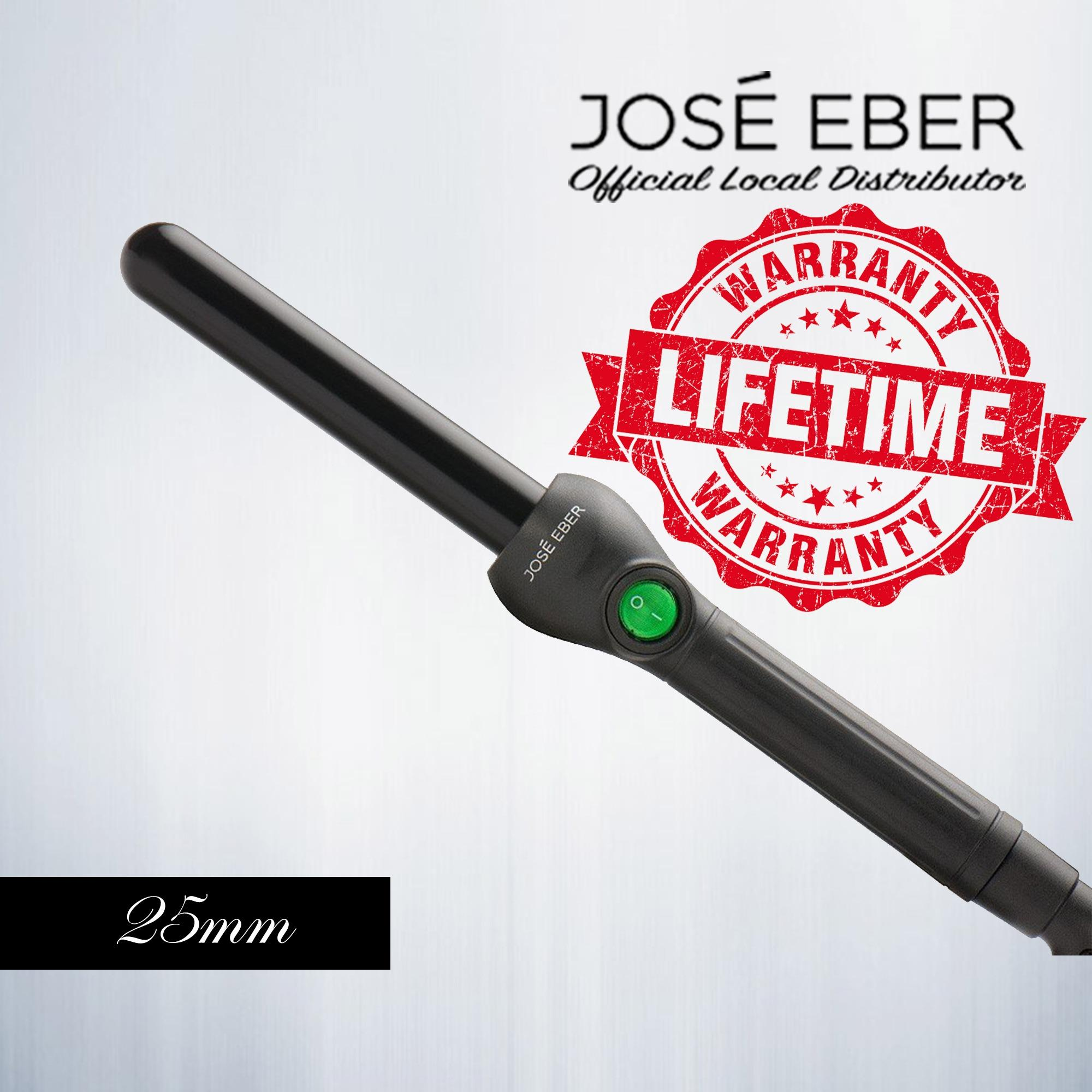 Latest Jose Eber 25Mm Hair Curling Iron Local Official Distributor