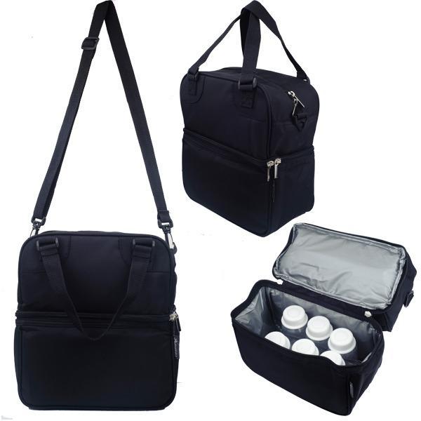 Discount Breast Pump Breast Milk Food Storage Posh Cooler Bags Black Breastmilk Storage Bag Bottle Use Autumnz
