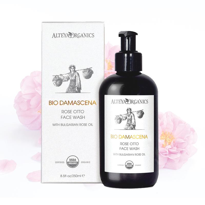 Best Alteya Organics Organic Rose Face Wash 250Ml Compare Prices