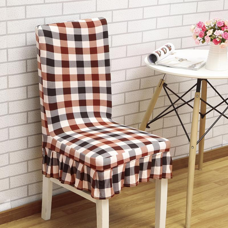 Body Joined Bodies Dining Tables And Chairs Fabric Chairs Sit Chair Stretch Case Cover Household Chair Back Cover a Case Bench Case Sub-Chair Case