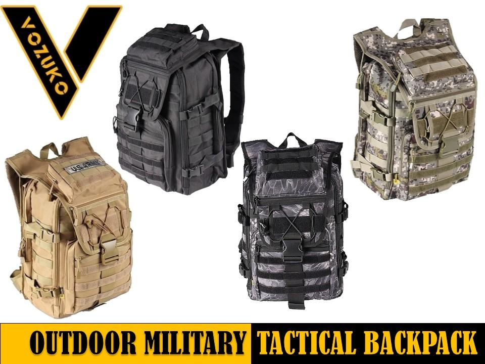 SG Seller Best Selling Outdoor Military Tactical Backpack [188]