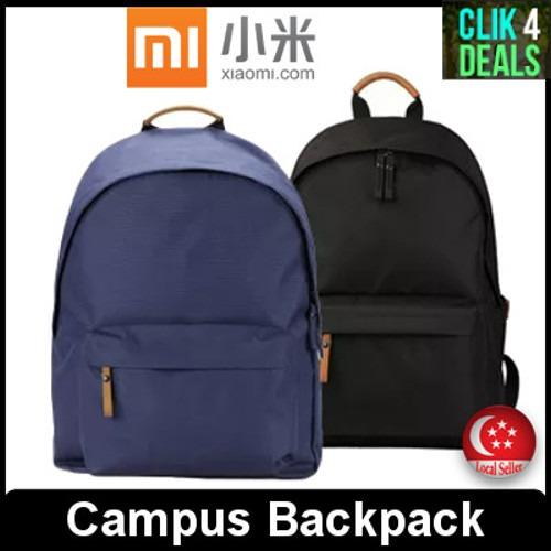 Review Imported Original Xiaomi Campus Backpack Xiaomi