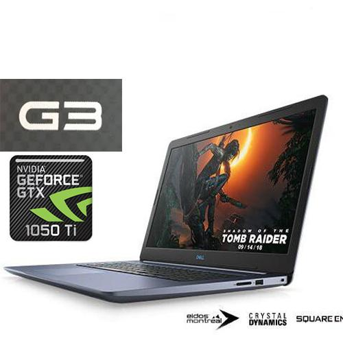 DELL G3 GAMING LAPTOP INTEL CORE I7-8750H / 8GB DDR4 /128GB SSD +1TB HDD / NVIDIA GeFORCE GTX1050TI 4GB /15.6FHD IPS ANTI GLARE LED SCREEN/1 YR DELL WARRANTY