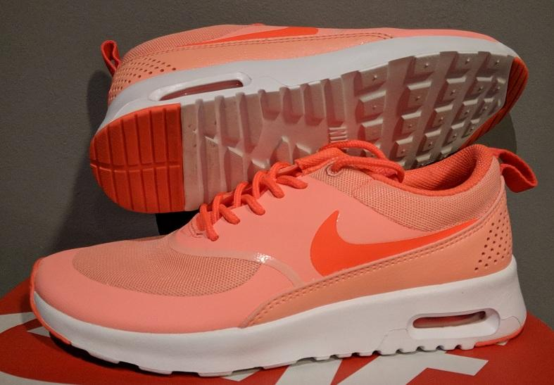 c11faef21dea3 NIKE AIR MAX THEA 409608 WOMENS LIFESTYLE STREET FOOTWEAR FASHION SNEAKER  KICKS