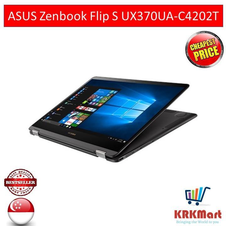 ASUS Zenbook Flip S UX370UA-C4202T